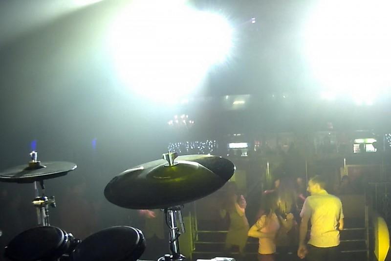Голубой Огонёк в клубе Пушкин в Димитровграде