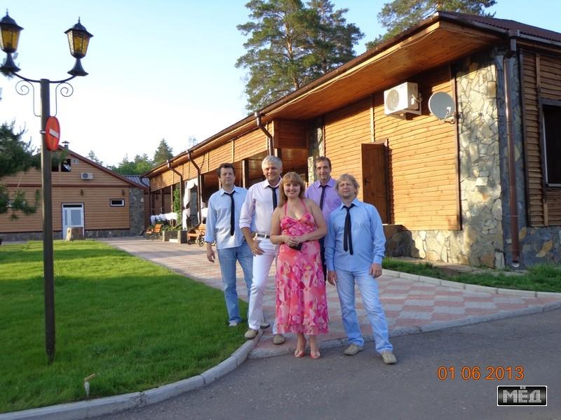 Открытие свадебного сезона 2013.