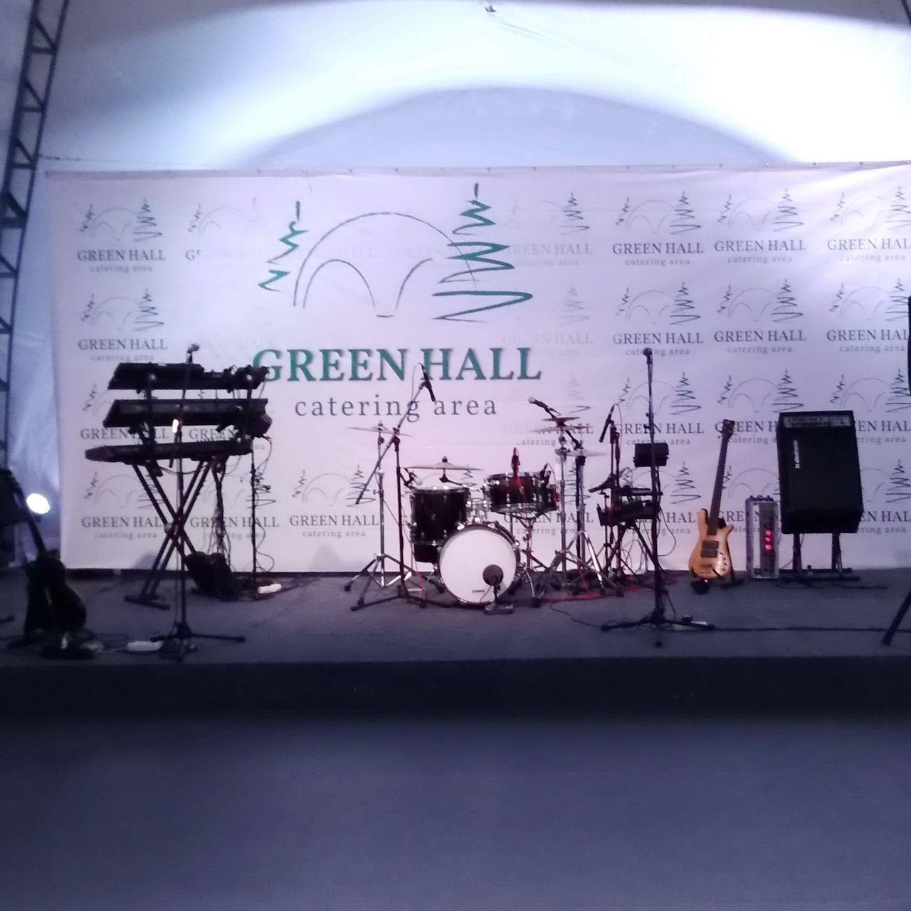 Банкет в Green Hall